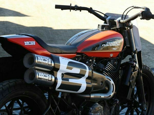 Harley Davidson XG750R