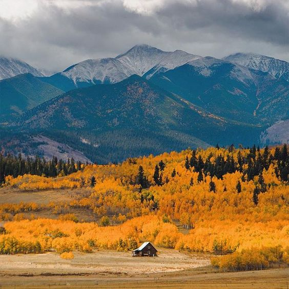 Rocky Mountains Colorado