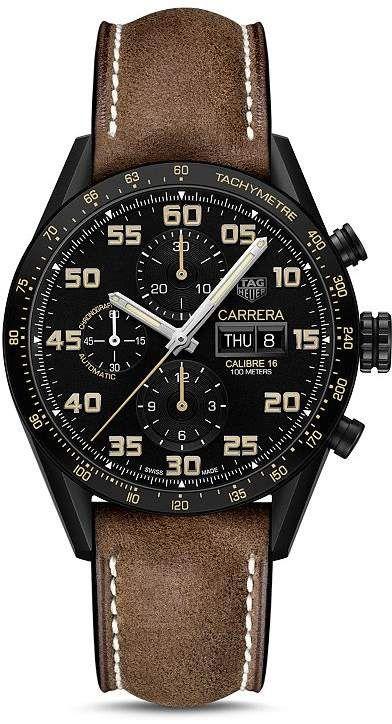 Tag Heuer Carrera Chronograph Mens Watch