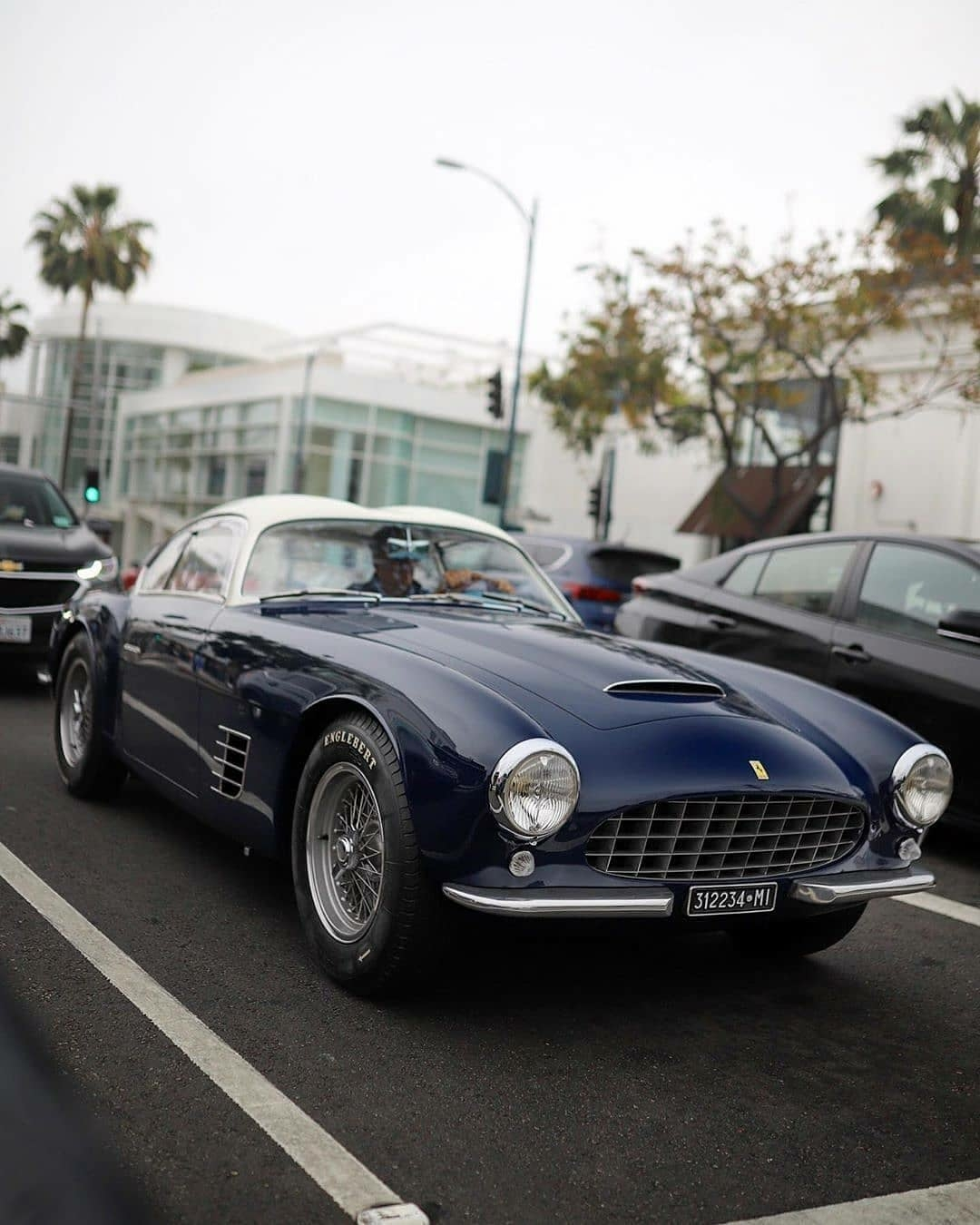 1956 Ferrari GT
