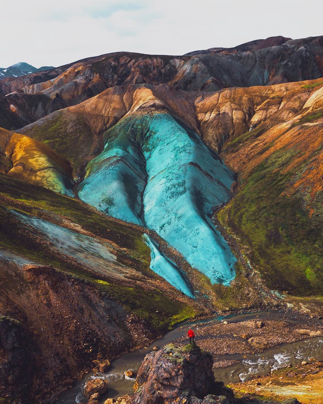 Emerald Hill Iceland
