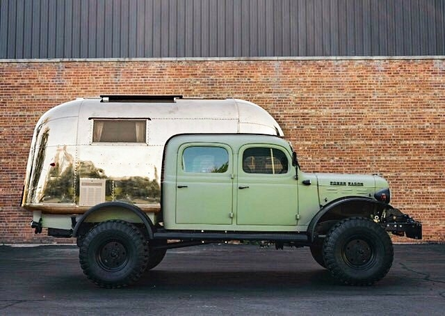 Power Wagon - Air Stream