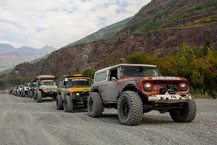 truck adventure day