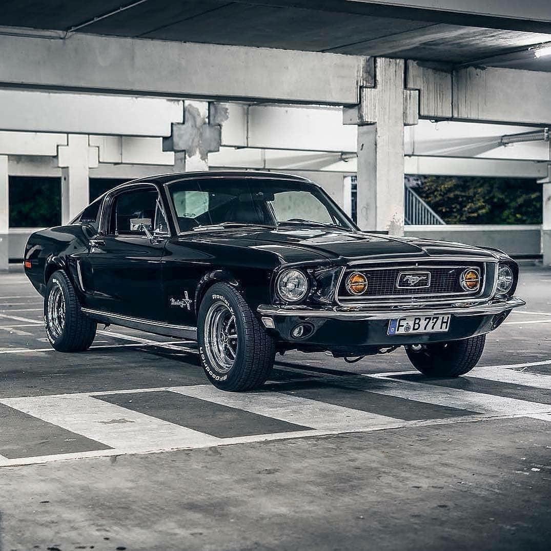 68 Fastback