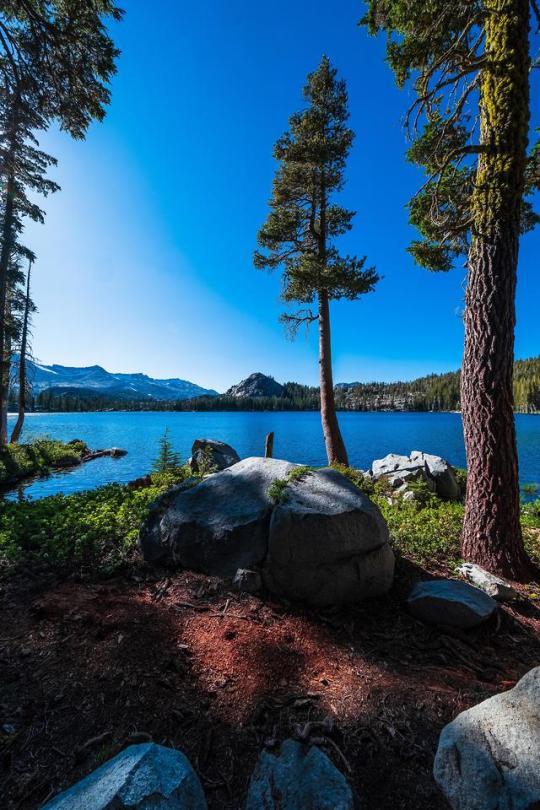 Desolation Wilderness California