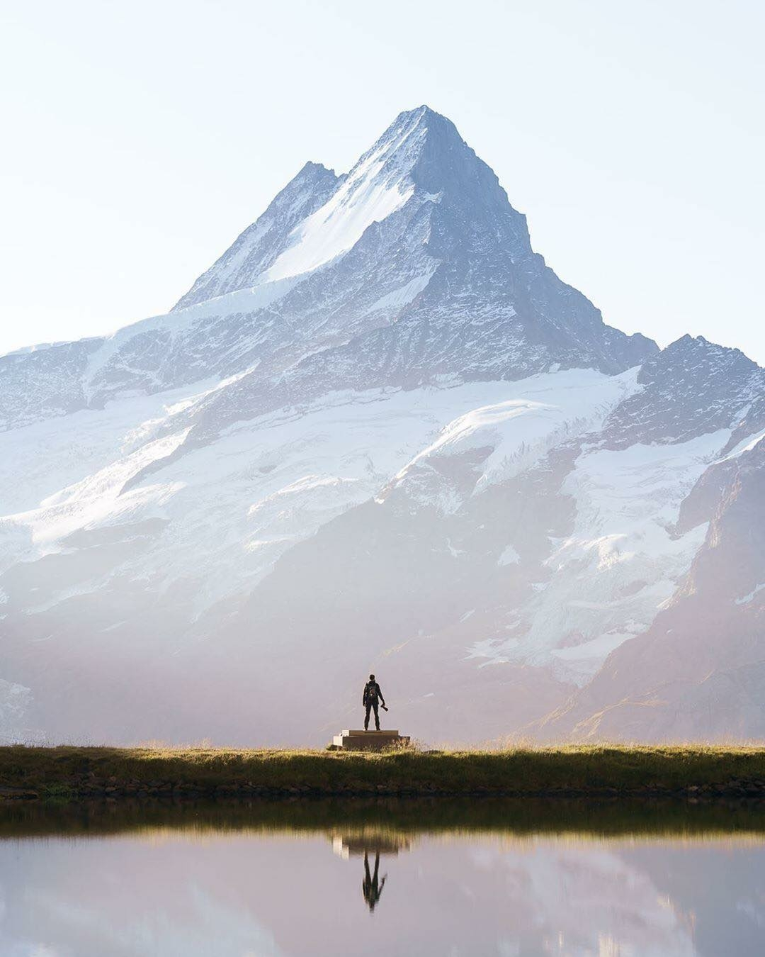 Bachalpsee Switzerland