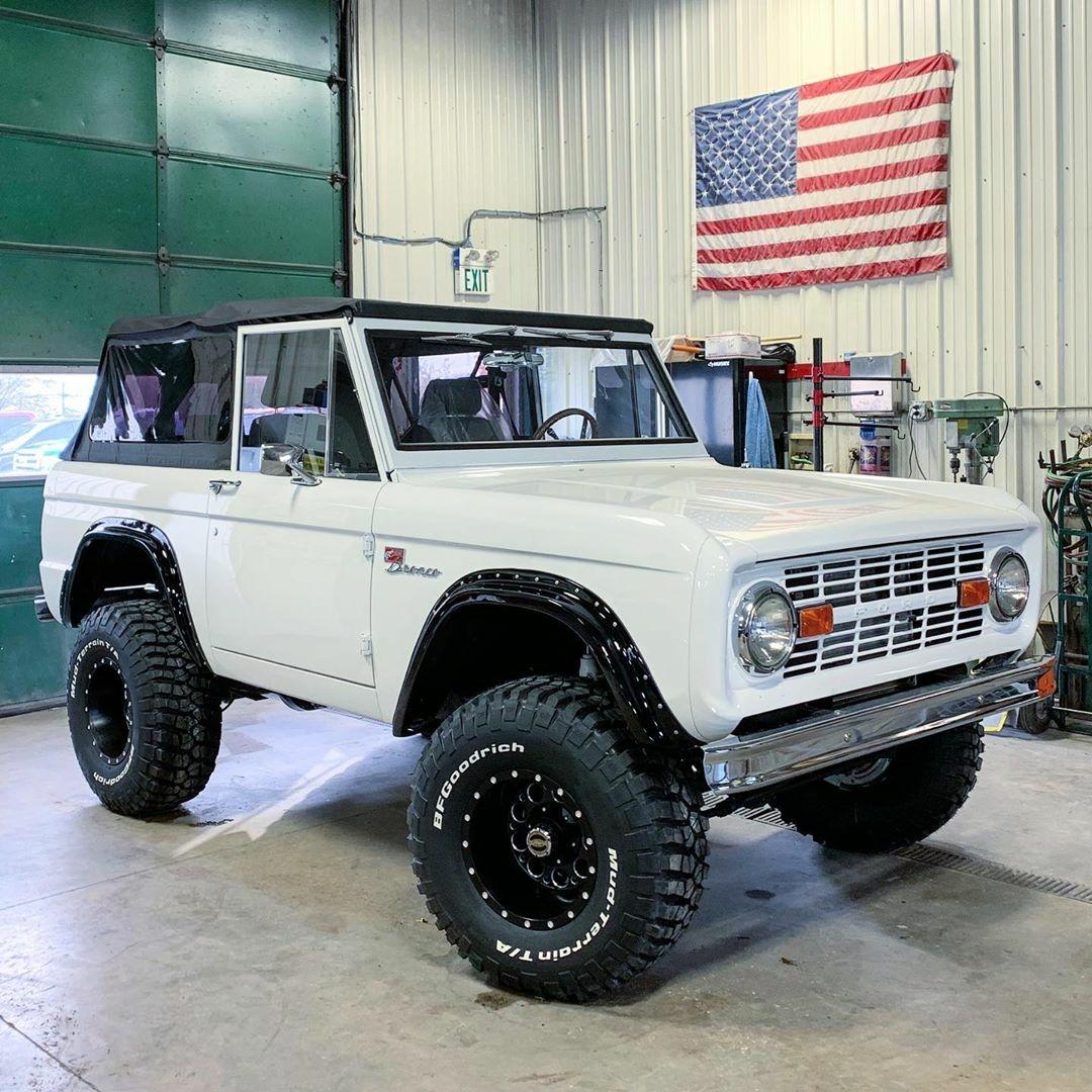 1977 Bronco