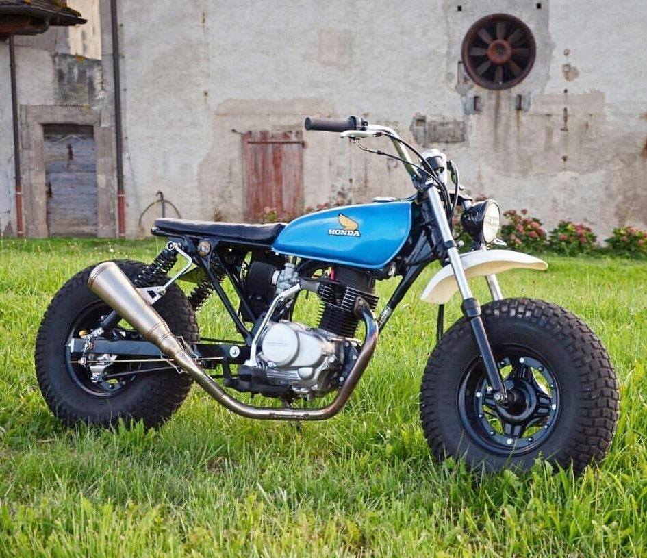Honda CY80