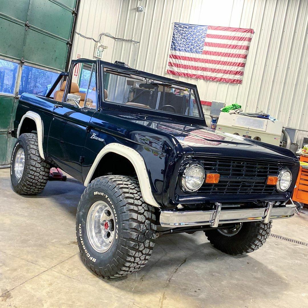 tough ford bronco