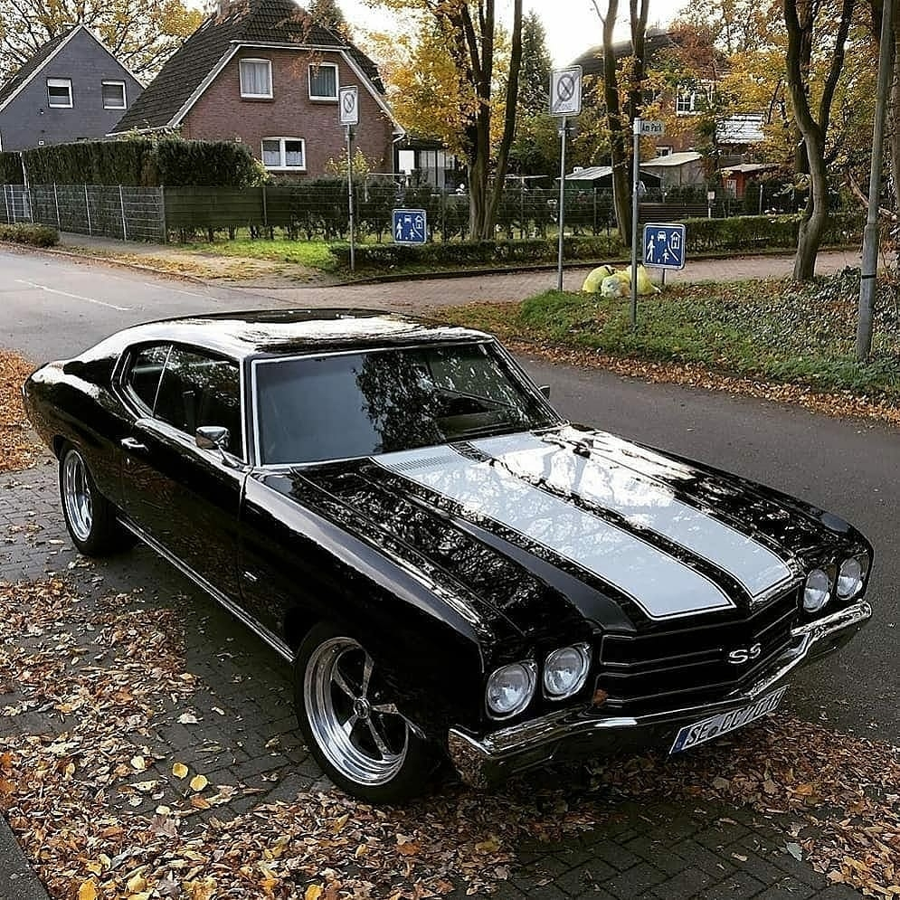 black chevelle