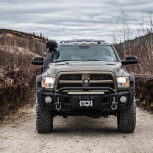the manly life - Dodge Ram truck