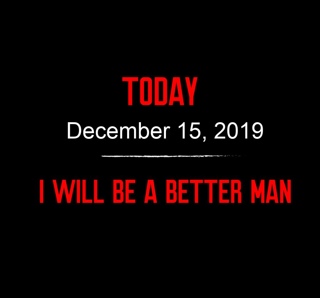 better man 12-15-19