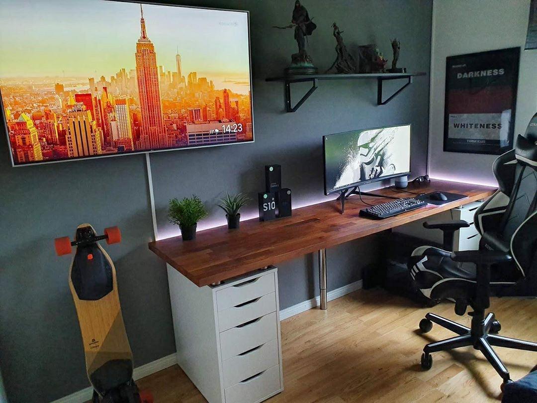 manly pc setup