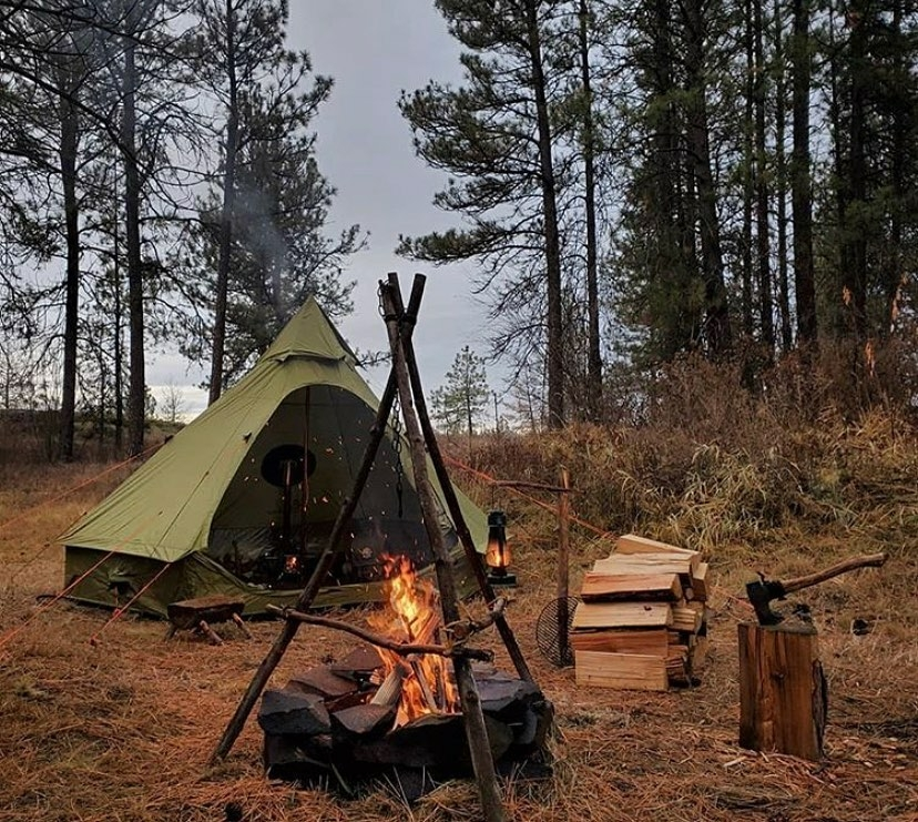 manly camping