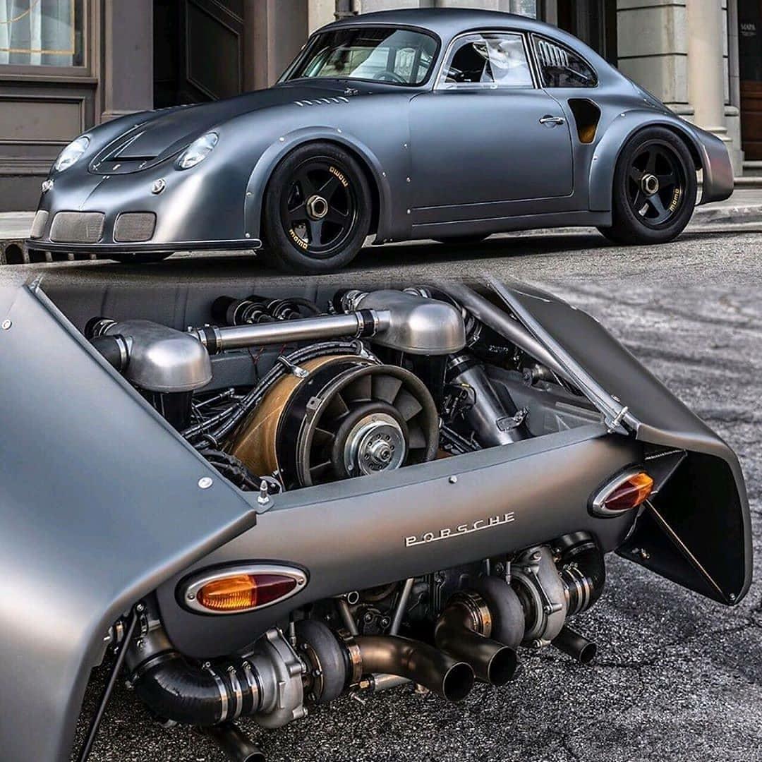Porsche 356RSR