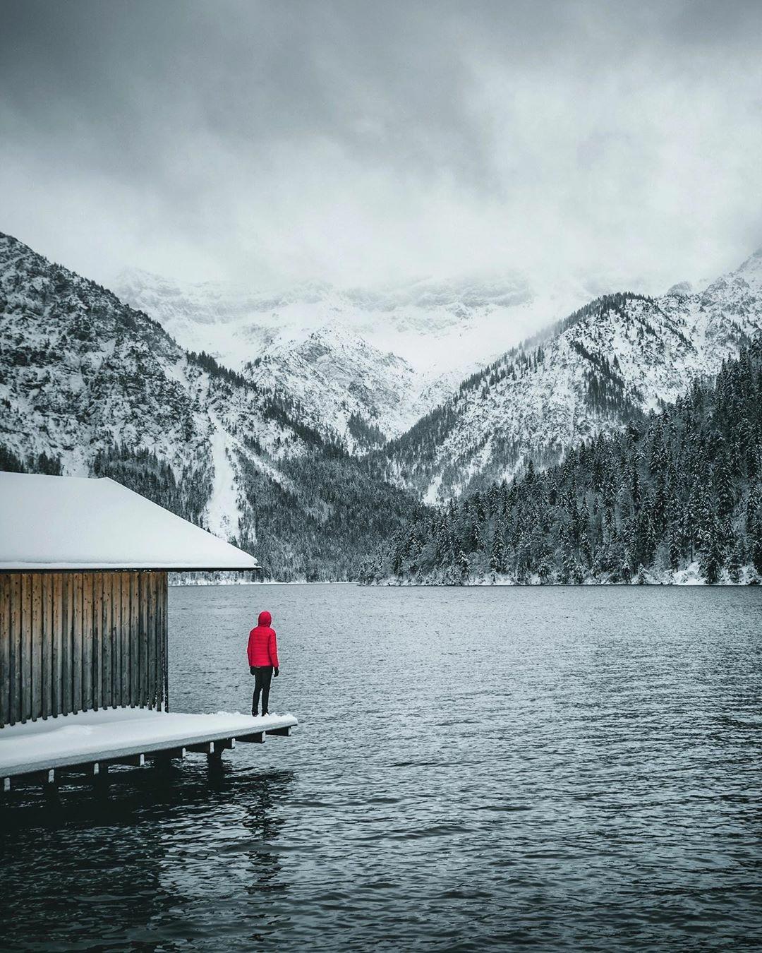 Plansee, Tirol, Austria