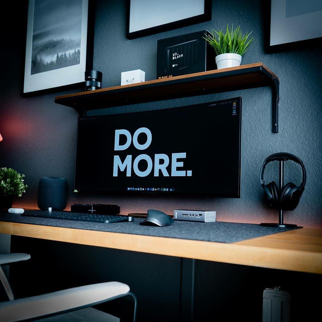 do more pc setup
