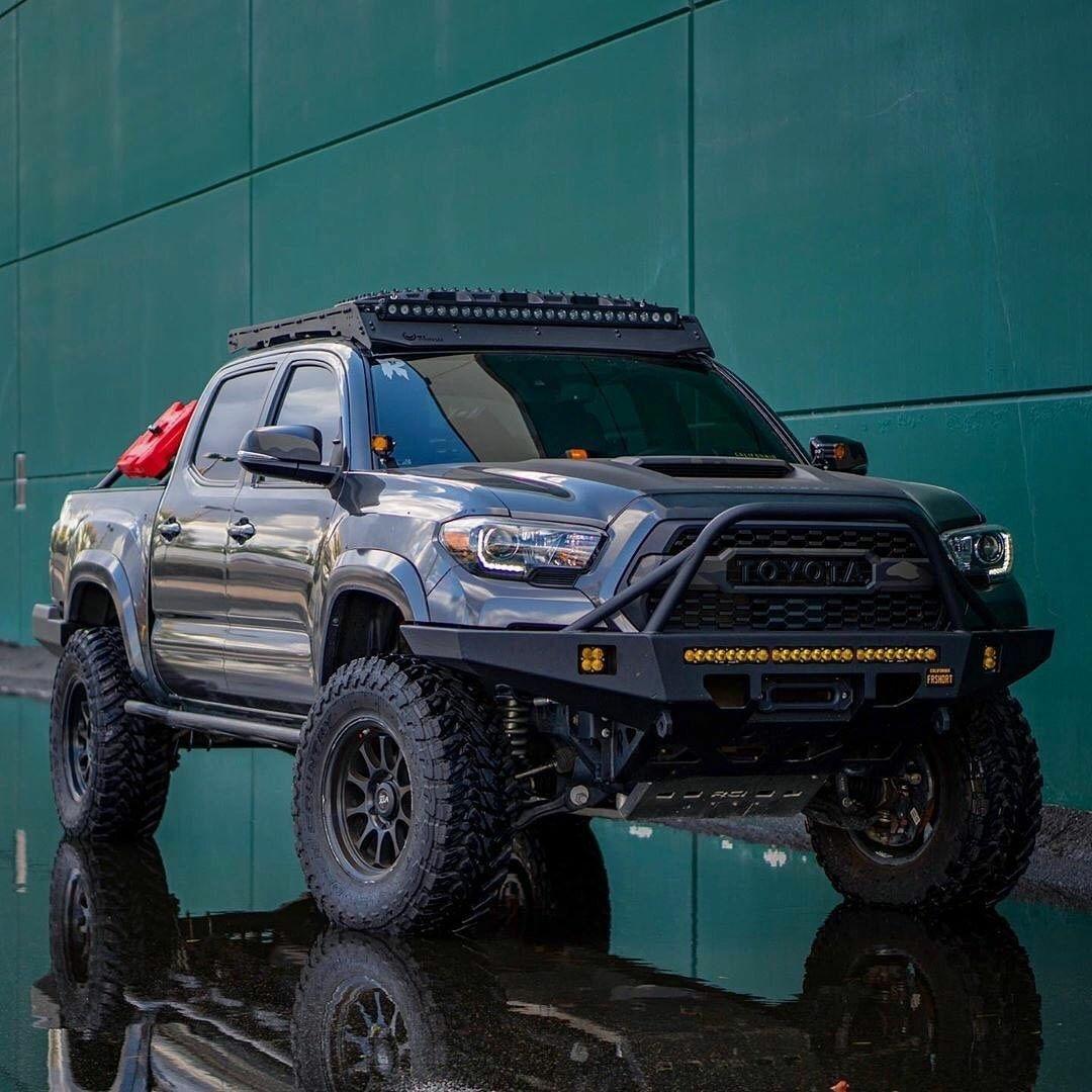 Extreme Tacoma truck
