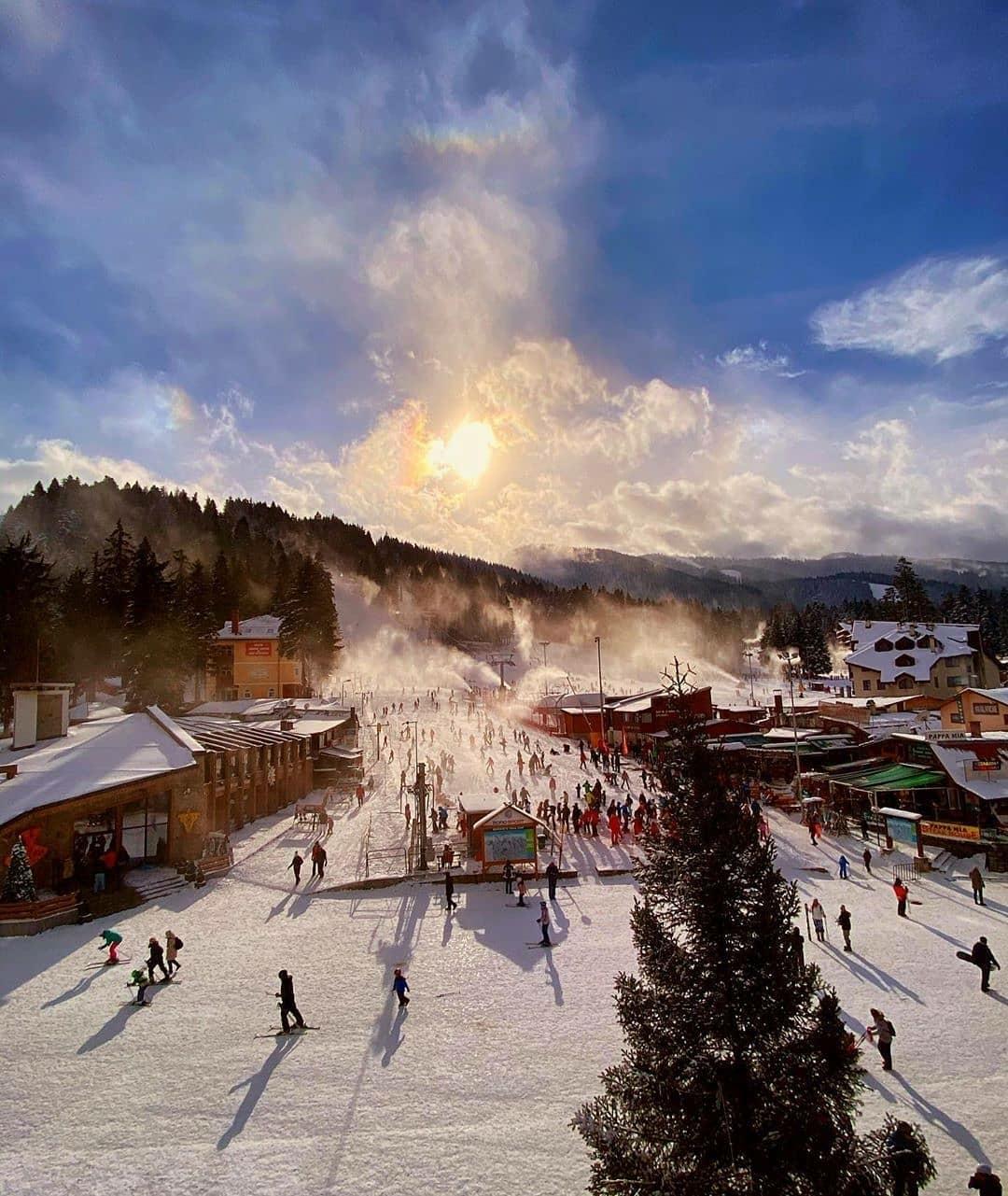 Borovets Ski Zone