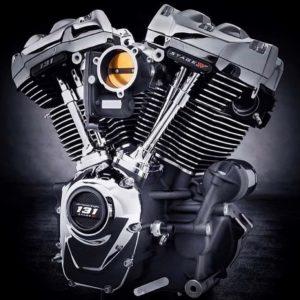 131ci Milwaukee Eight straight from Harley-Davidson