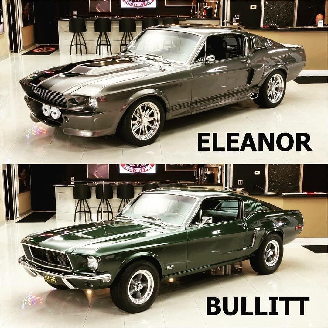 eleanor and bullitt