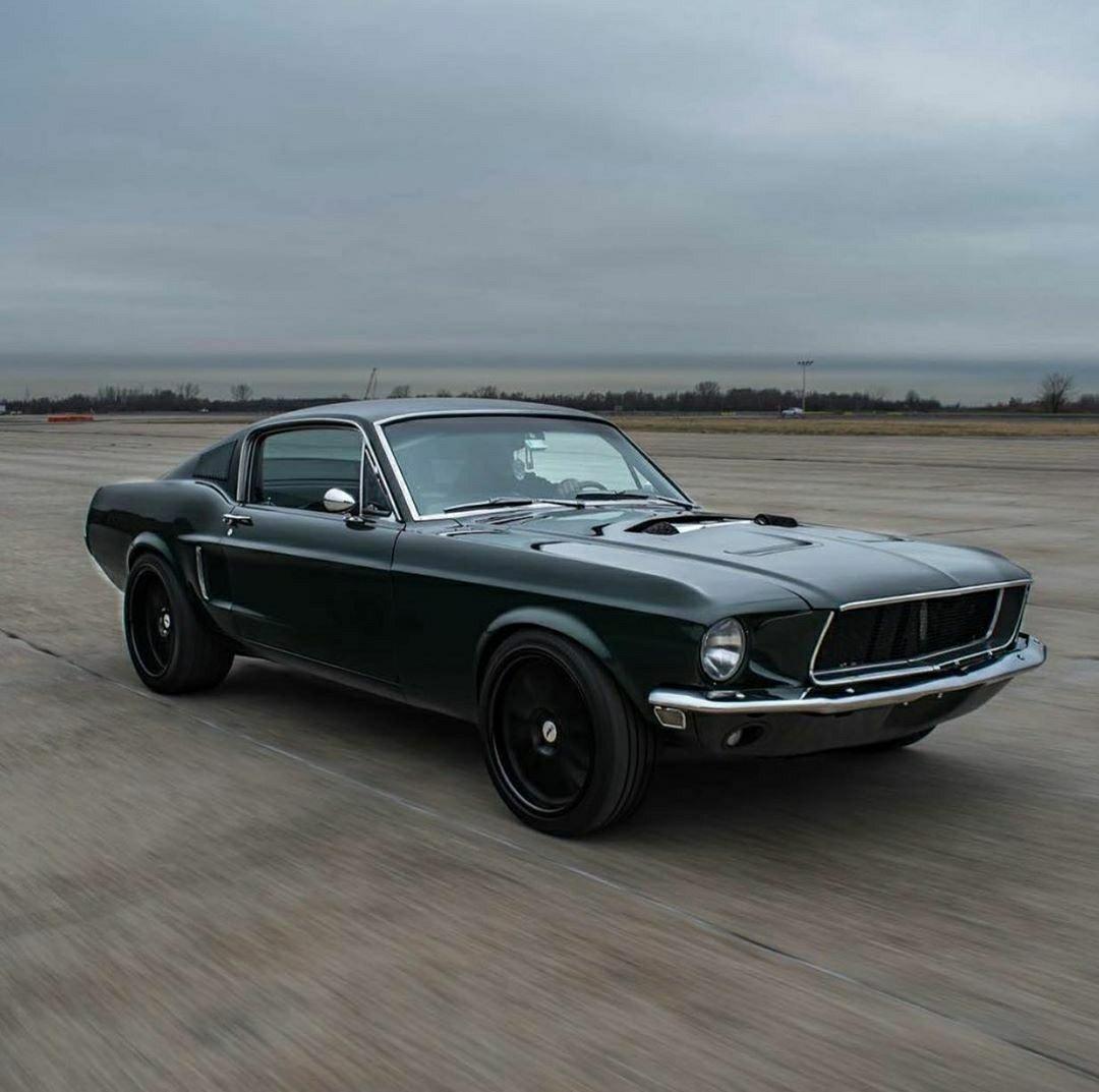 1967 Classic Mustang