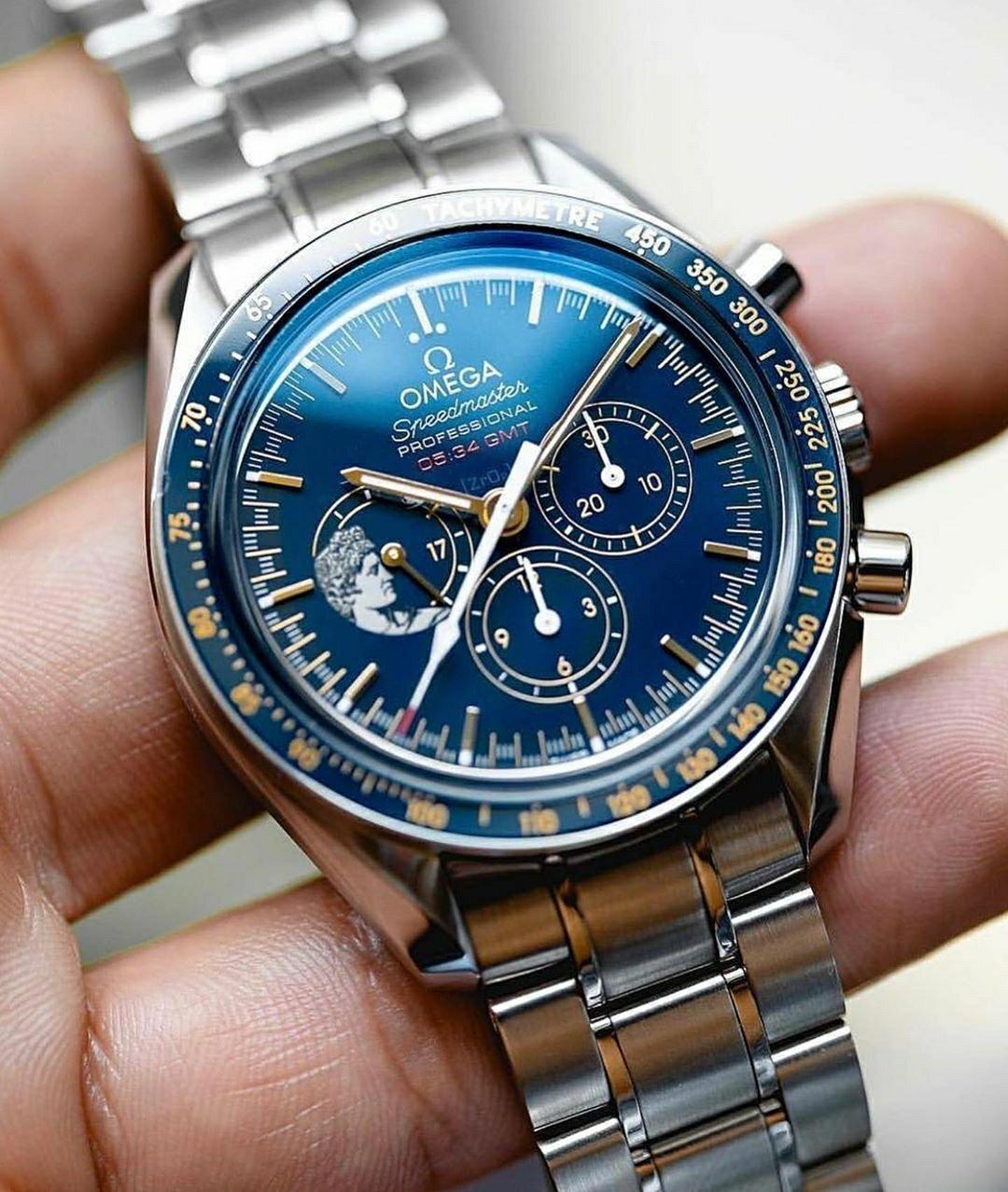 Omega Speedmaster Apollo the 17th