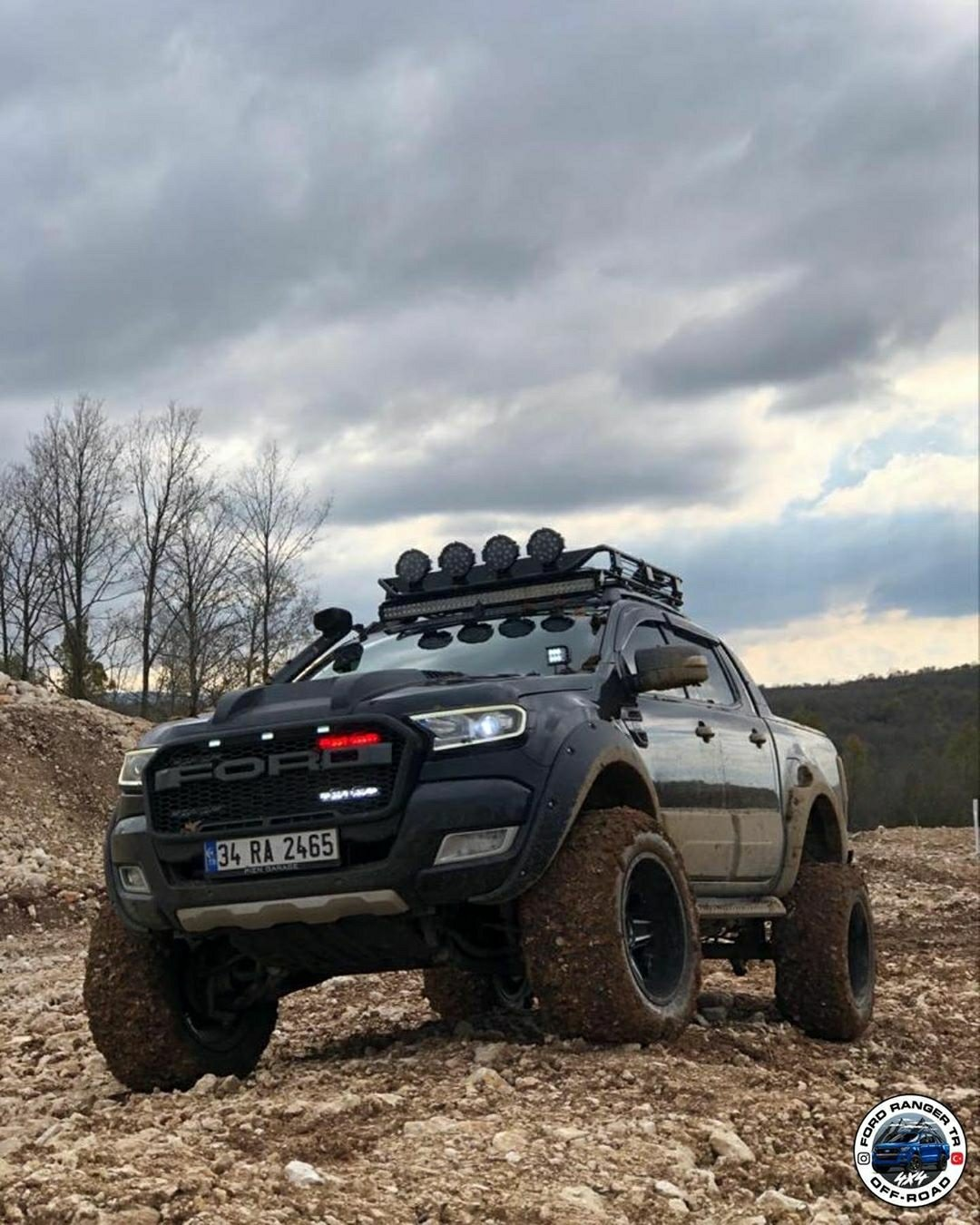 durable off road ford ranger
