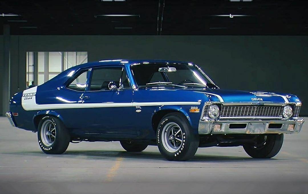 1970 Chevy Yenko Deuce Nova