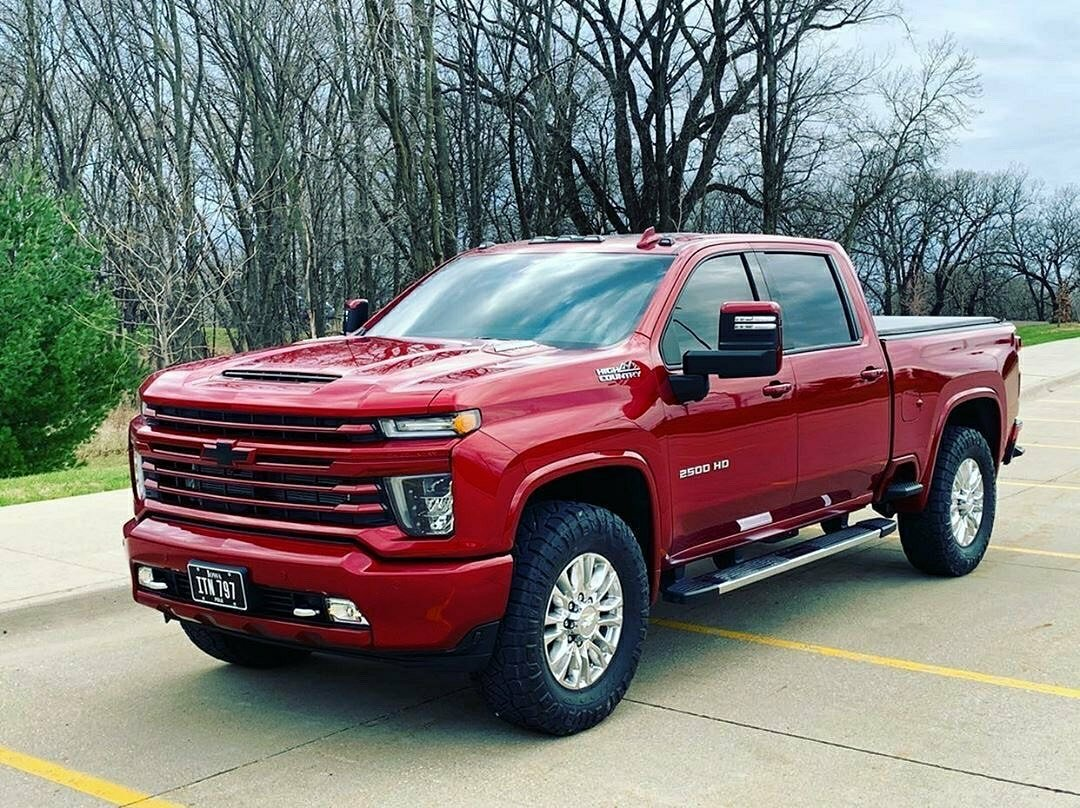 2020 Chevy High Country