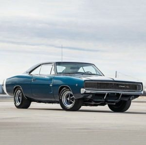 68 Dodge Charger R/T