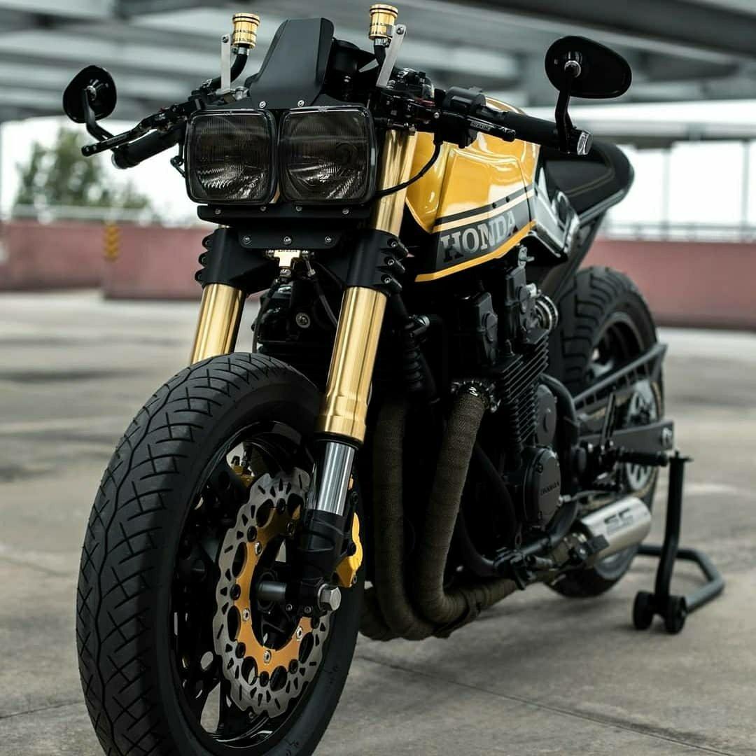 1984 Honda CBX750F