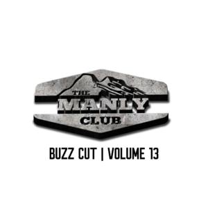 the manly club buzz cut volume 13