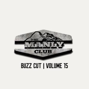 the manly club buzz cut volume 15