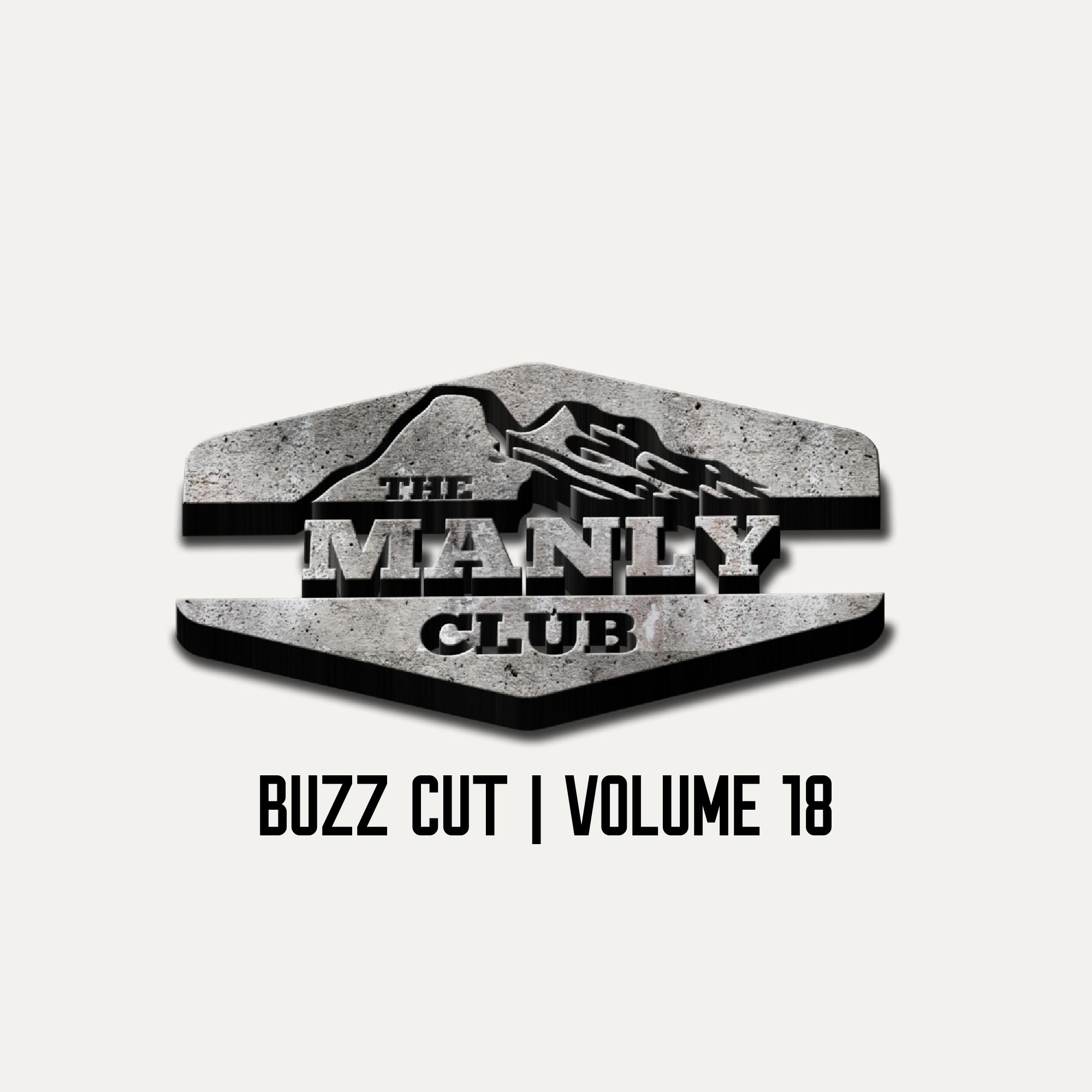 the manly club buzz cut volume 18