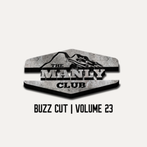 the manly club buzz cut volume 23