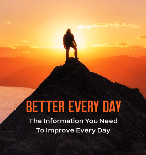 Better Every Day | Volume 4